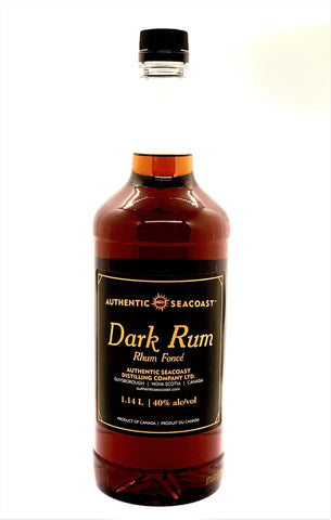 Rum: Authentic Seacoast Dark