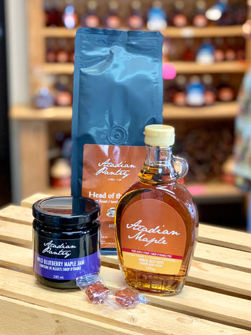 Acadian maple gift package
