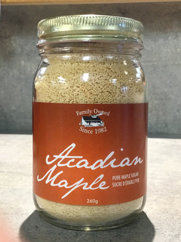 Fine Granulated Maple Sugar 260g / 9oz