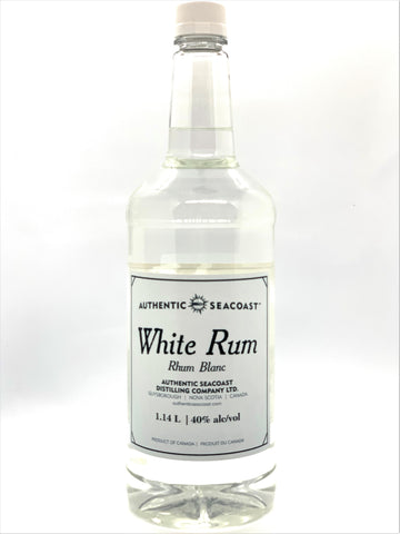 White Rum: Authentic Seacoast White