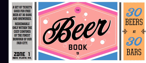 2018 Upper Brooklyn Beer Book