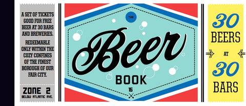 2018 Lower Brooklyn Beer Book