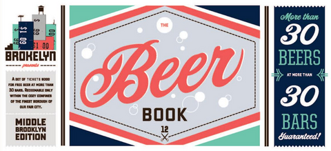 Beer Book 12: Middle Brooklyn