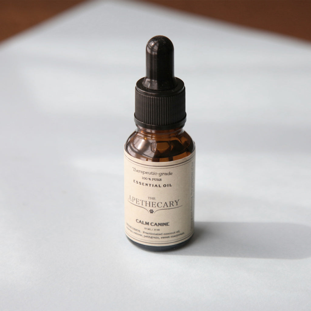 Calm Canine Essential Oil Blend