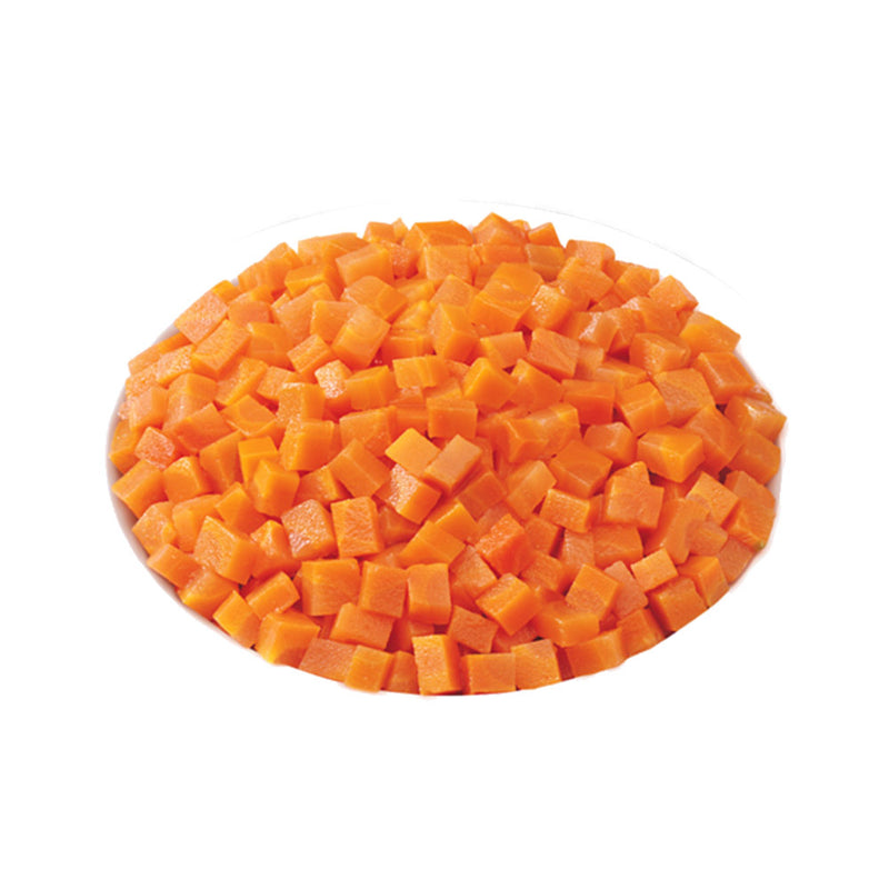 Diced Frozen Carrots