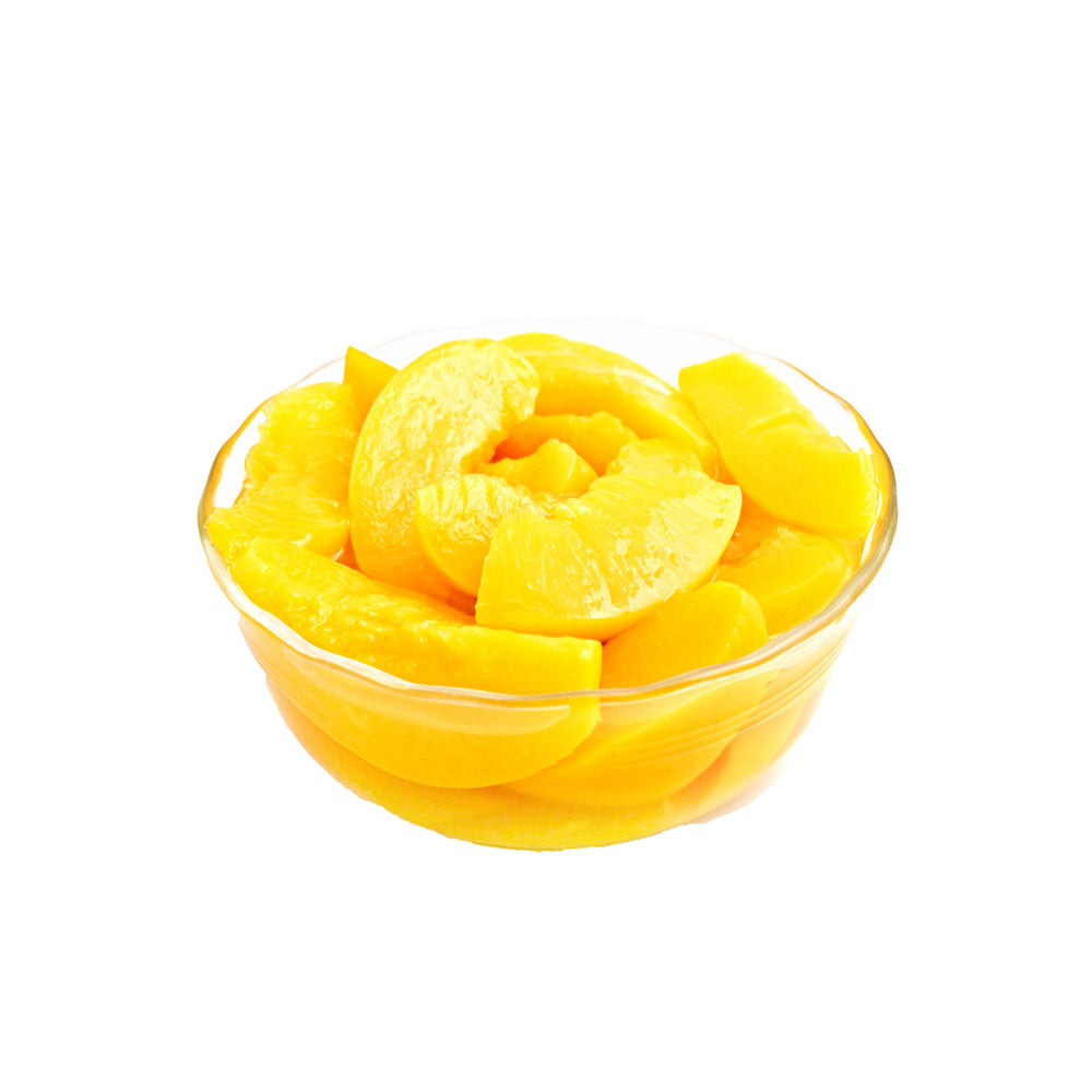 Frozen Peach Slices