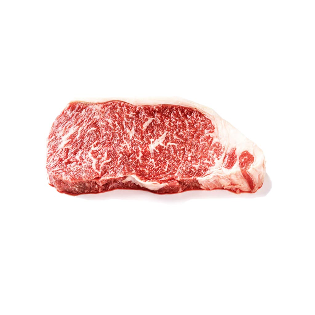 Japanese Wagyu Beef Striploin Steak A4