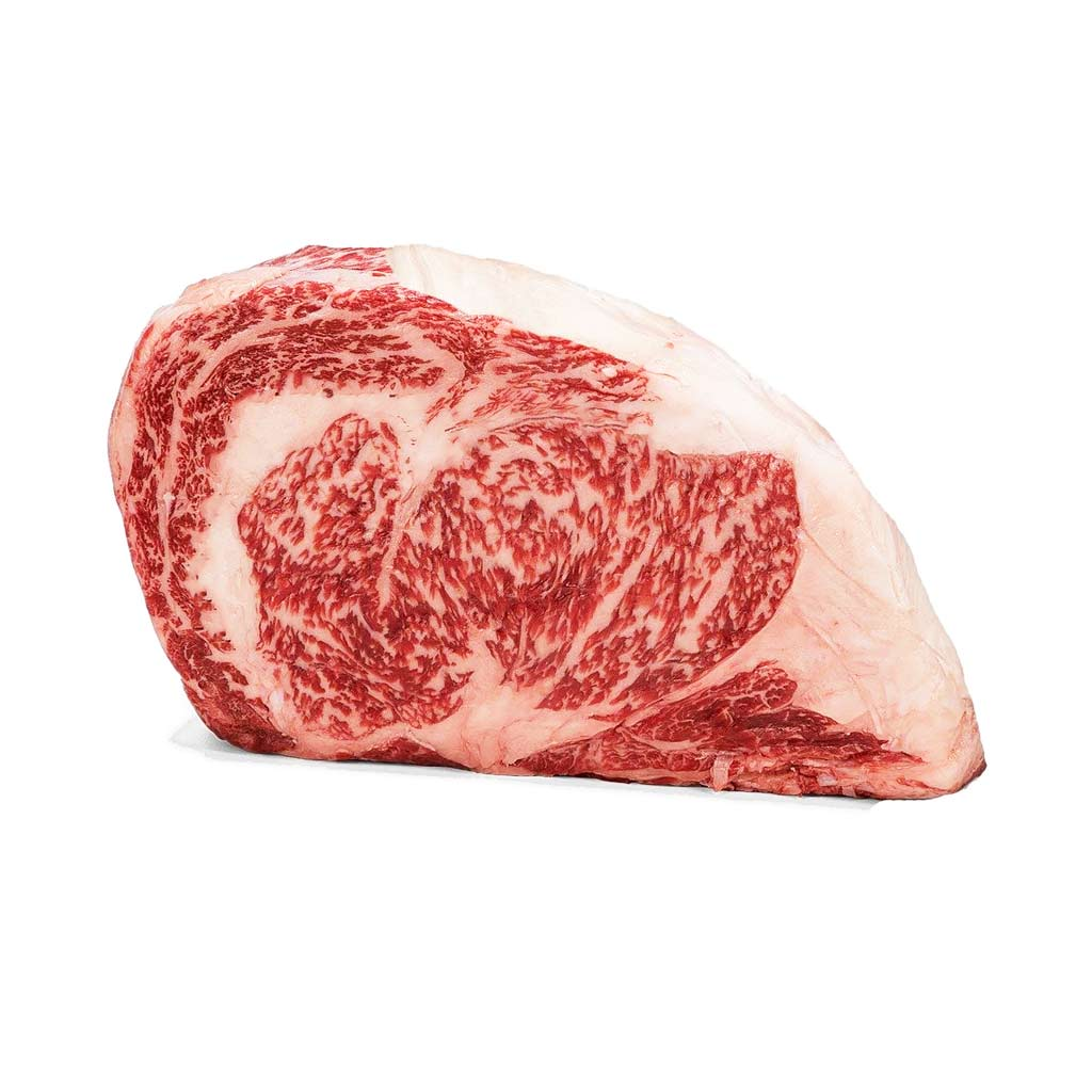 Japanese Wagyu Beef Ribeye Steak A4