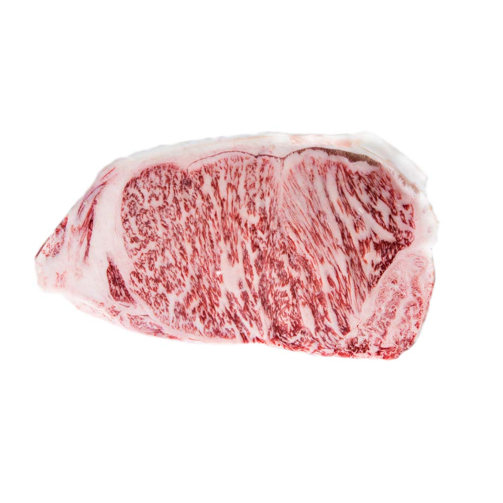 Japanese Wagyu Beef Striploin Steak A5