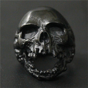 Skull Ring - Smelloncollie