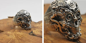 Your Instinct Skull Ring ,new arriva 2020 - Smelloncollie
