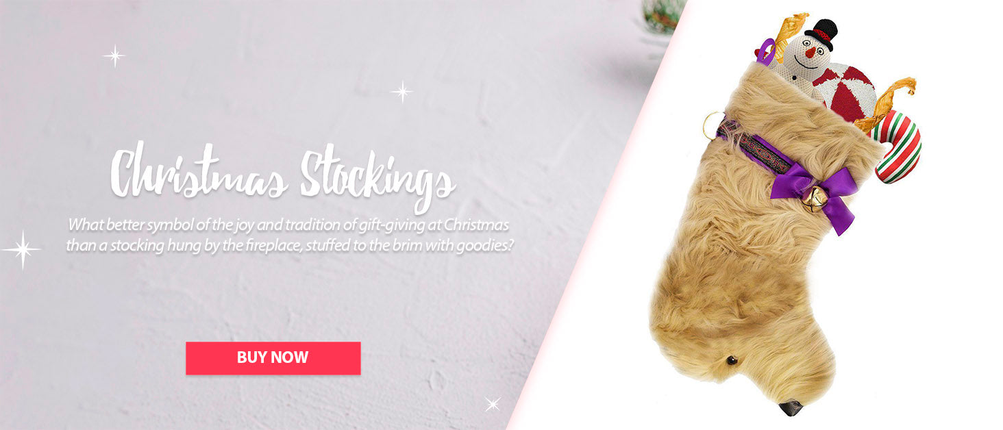 buy dog christmas stockings