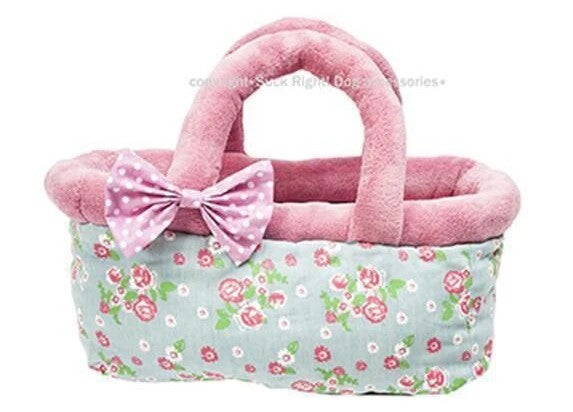 Primavera Basket Dog Carrier