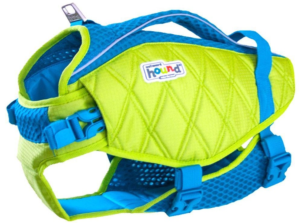 Life Vest Yellow and Blue