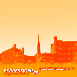 North West Metropolis - Expressions EP (CD)