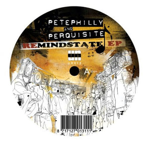 Pete Philly & Perquisite - Remindstate (12