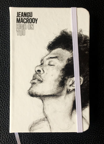 Jeangu Macrooy - White Notebook