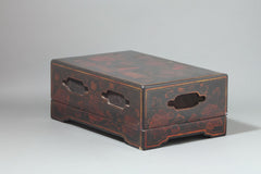 Antique Chinese Ventilated Sweetmeat Box