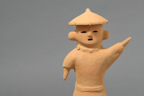 Vintage Haniwa, Groom LIGHT