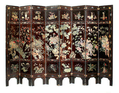 Antique Chinese Coromandel Screen