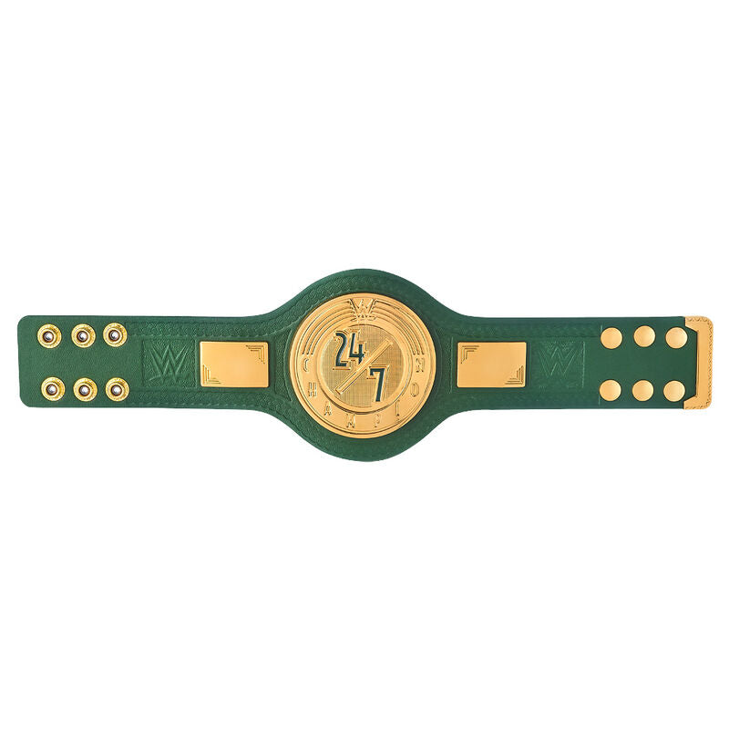 WWE 24/7 Championship Mini Replica Title Belt