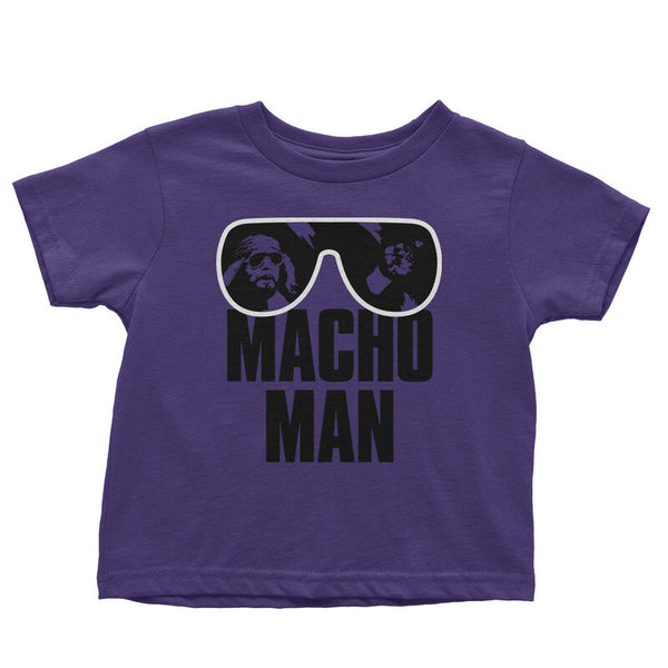 Macho Man Randy Savage Toddler T-Shirt