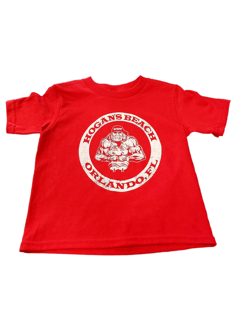 Circle Crab Toddler Shirt