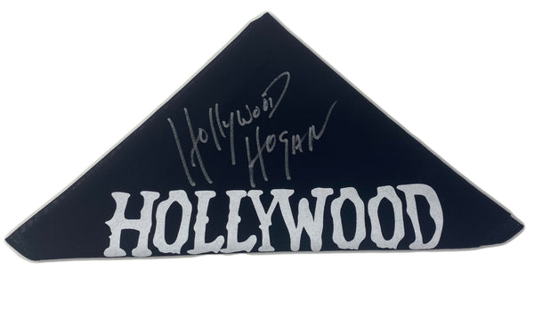 Hollywood Bandana Signed
