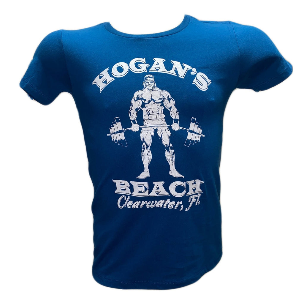 Hogans Women Beach Gym Tee (4 Sizes)