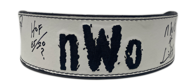 Nwo Cardillo Weightbelt signed