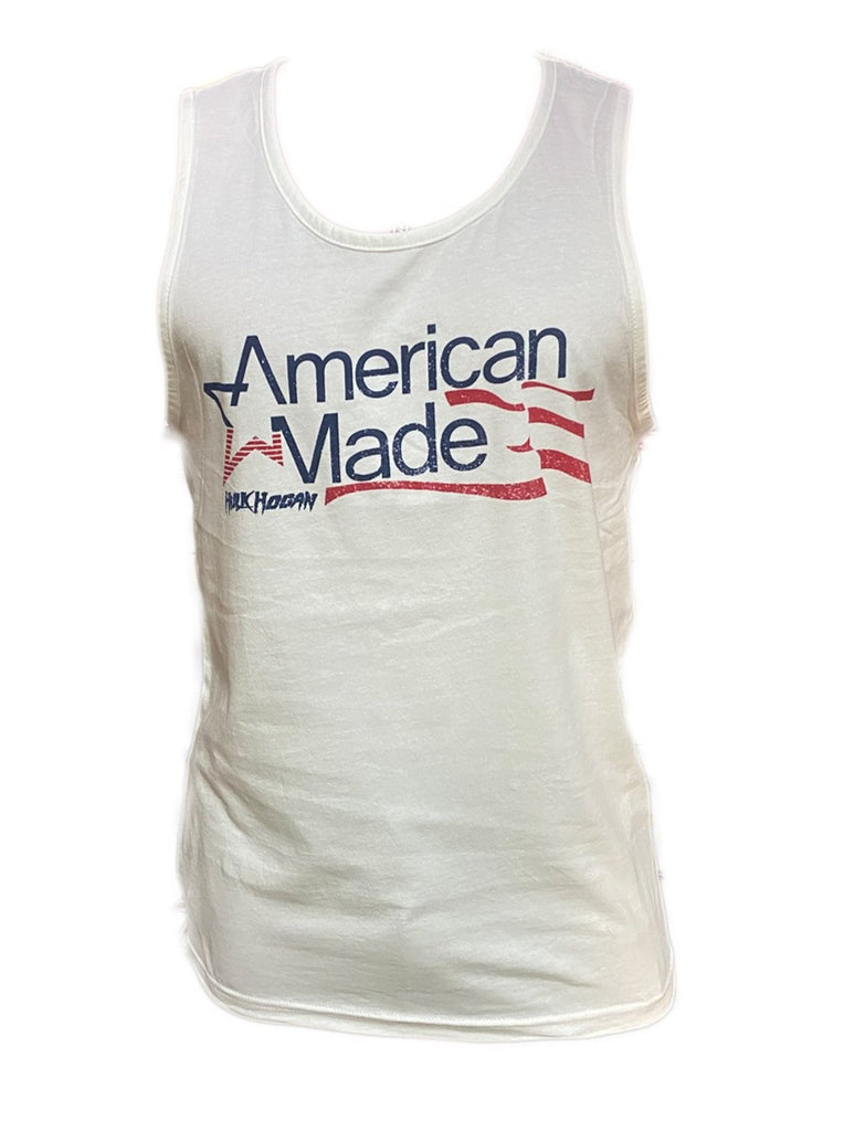 Sleeveless American Made Shirt