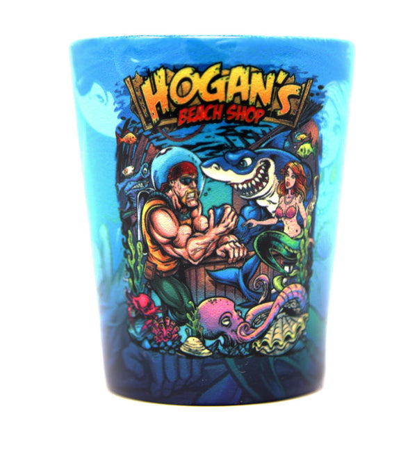 Hogan Dive Bar 2oz Shot Glass