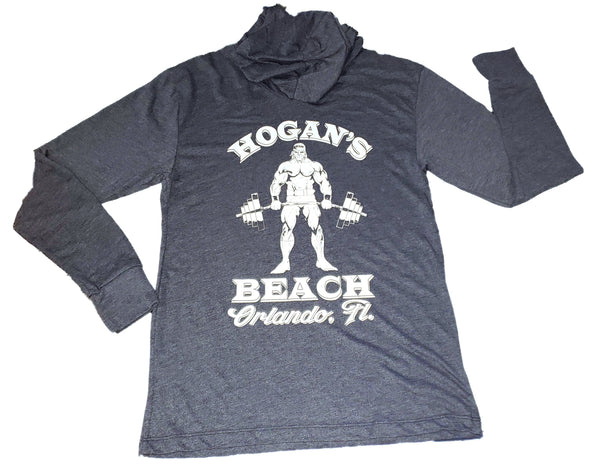 Hogan Gym Long Sleeves with Hoodie