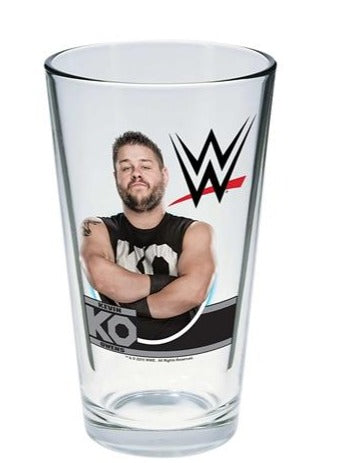 Kevin Owens WWE Pint Glass
