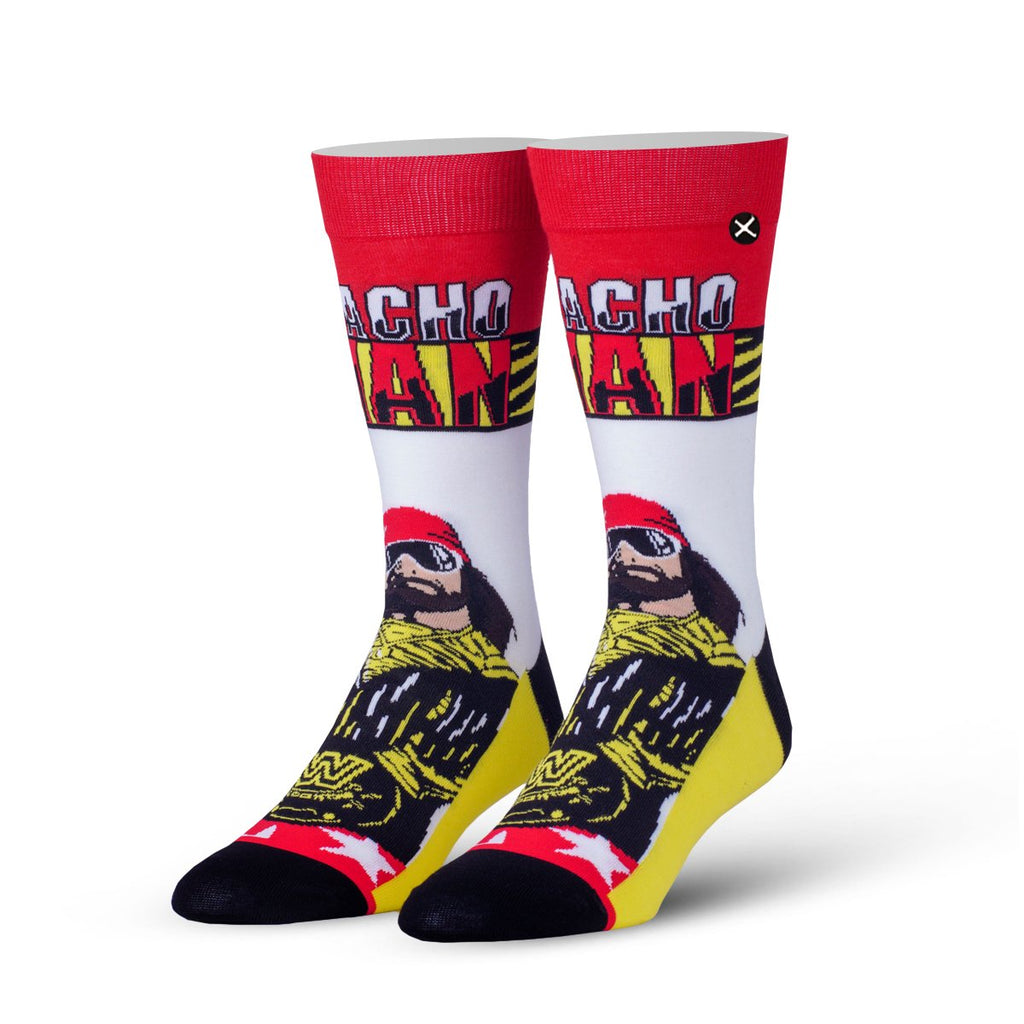"Macho Man ""King Of The Ring"" ODD SOX"