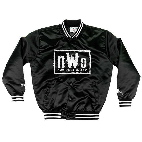 NWO Vintage Black/White Chalk Line Jacket