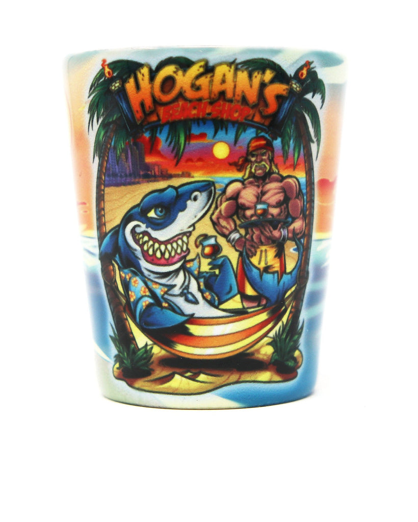 Hogan Hammock 2oz Shot Glass