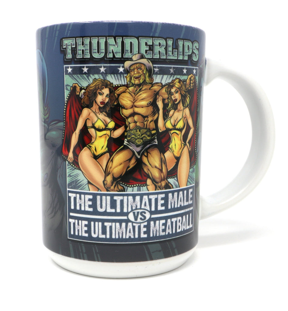 Thunderlips 15oz Ceramic Mug