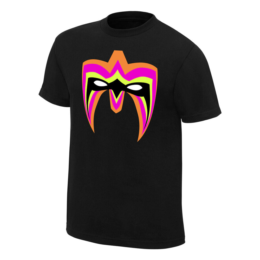 "Ultimate Warrior ""Parts Unknown"" Black T-Shirt"