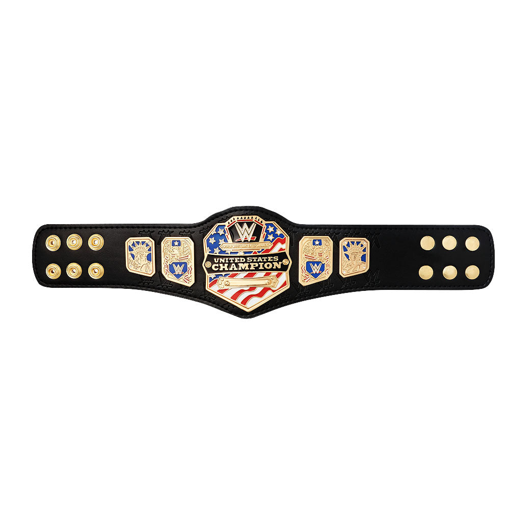 Mini Replica United States WWE Championship Title Belt