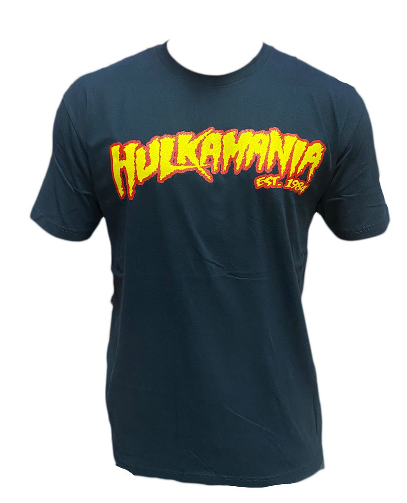 Hulkamania Runnin' Wild T-Shirt