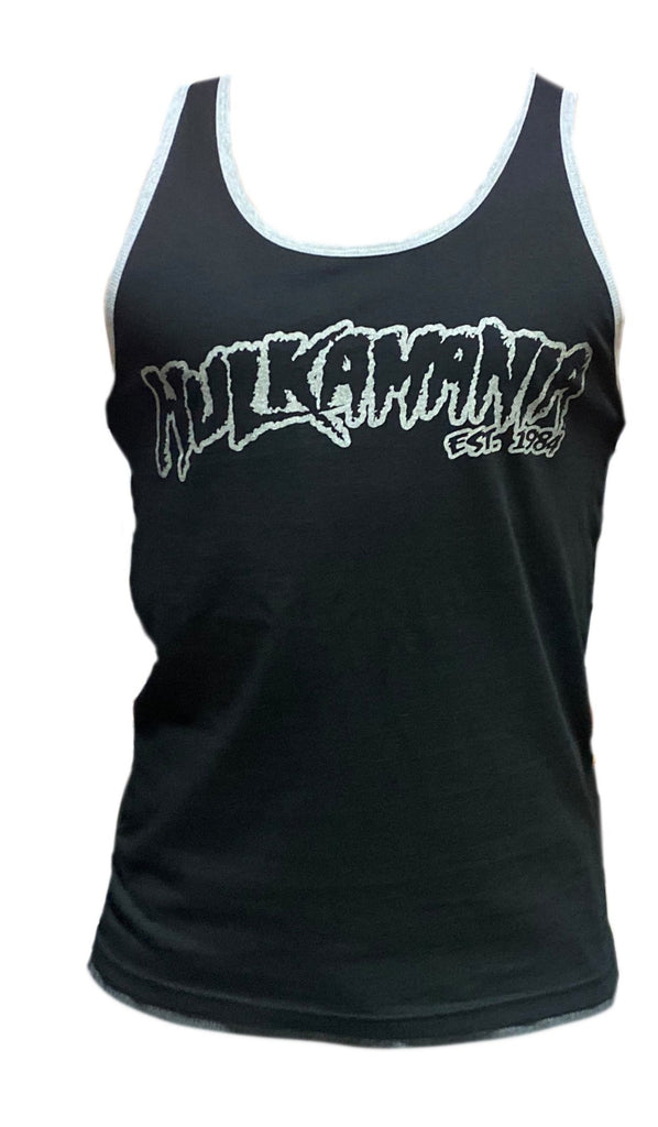 Hulkamania Reflective black tank