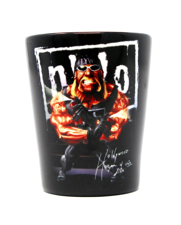 NWO Crab Pose 2oz Shot Glass