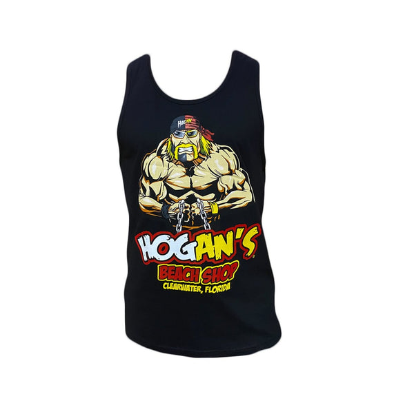 Hulk Hogan Split Face Tank Top
