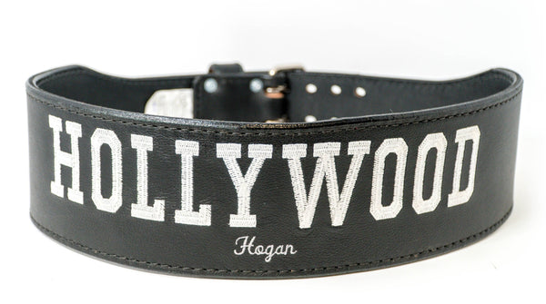 Hollywood Hulk Hogan Weight Belt front