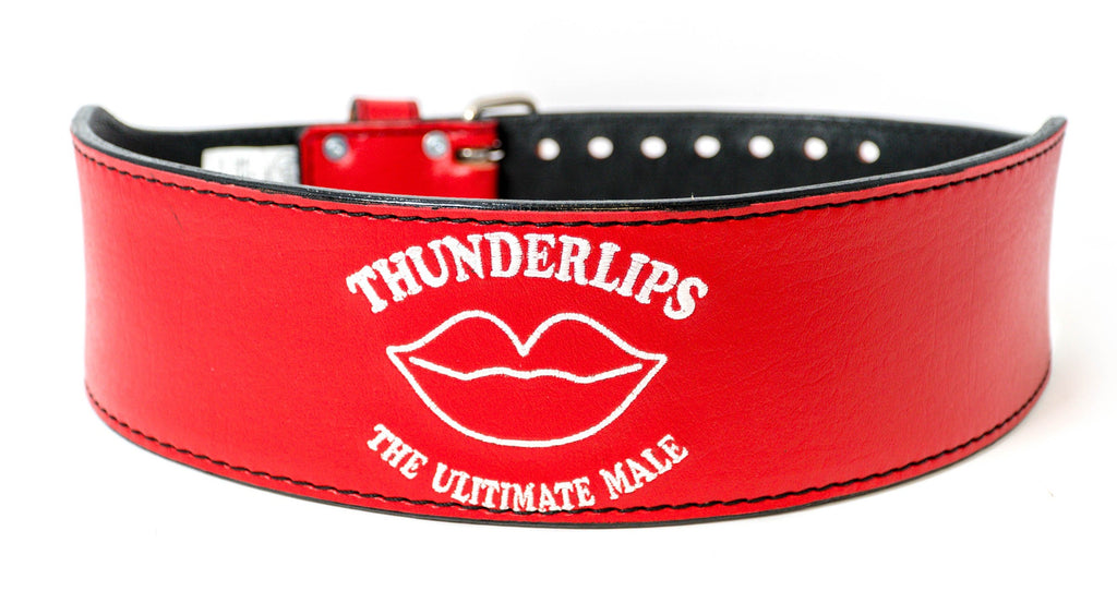 Thunderlips Weight Belt front