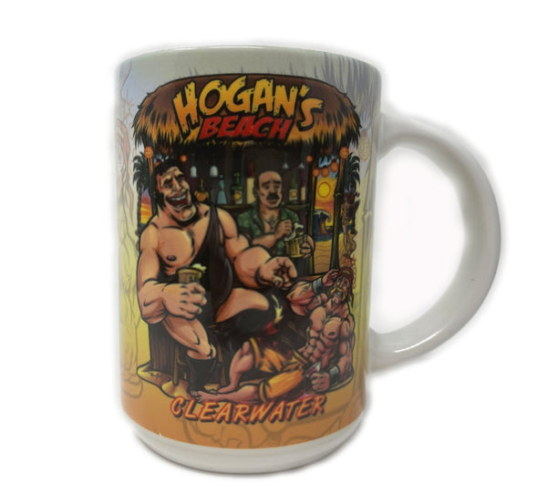Andre Hogan Bar 15oz Ceramic Mug