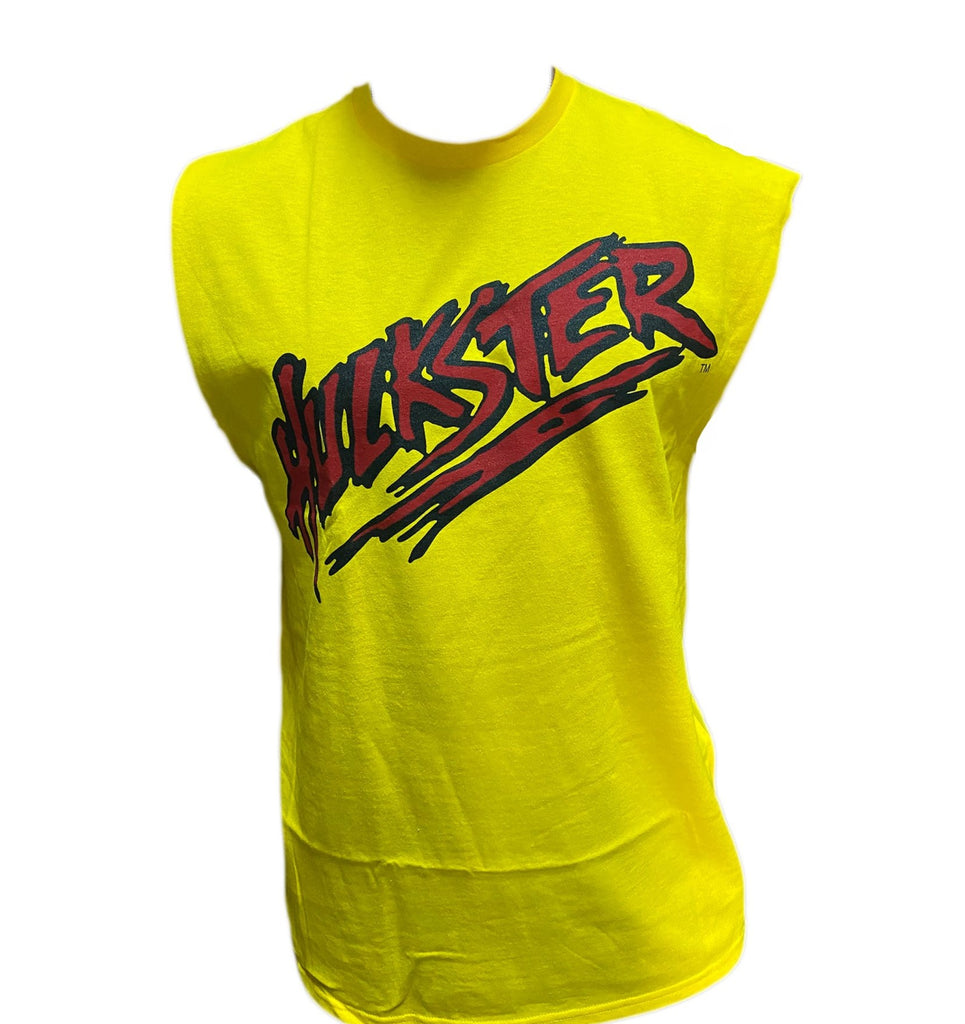 Sleeveless Cutoff Hulkster Shirt