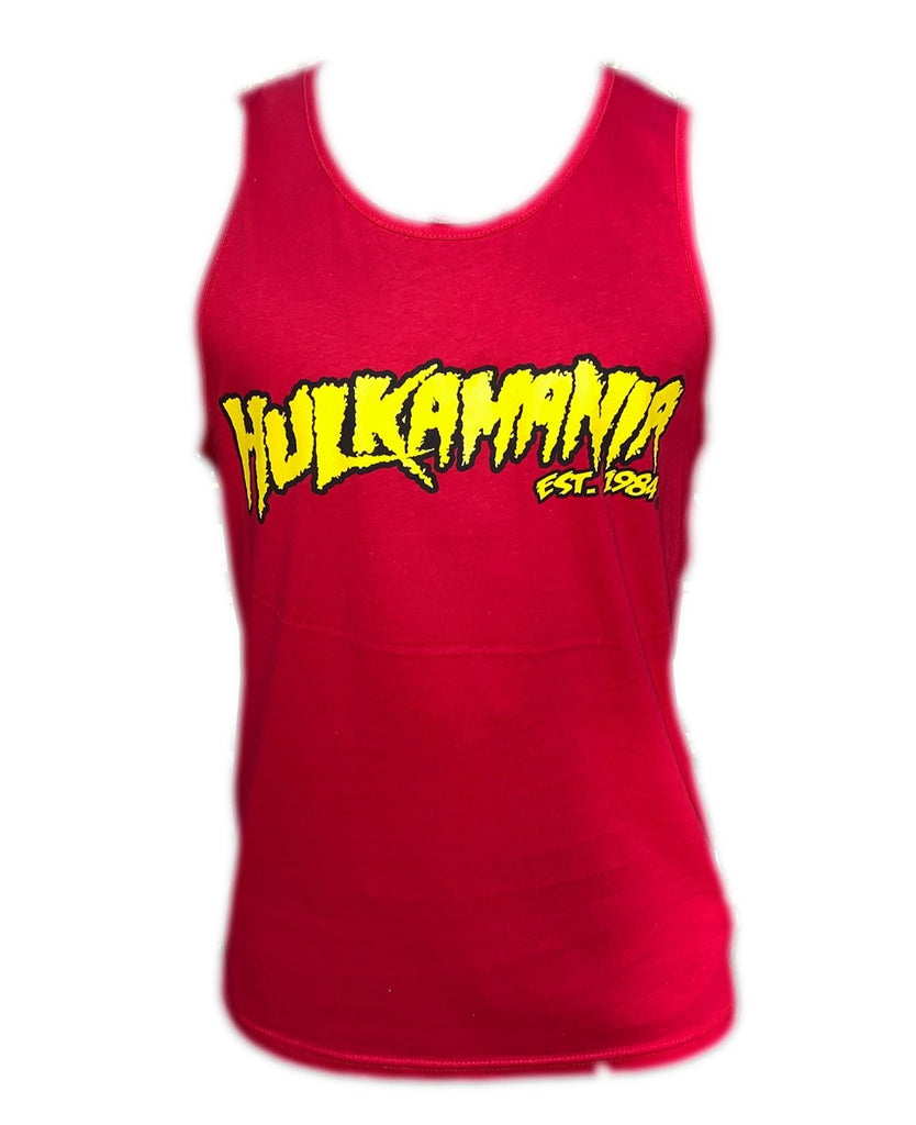 Hulkamania Tank Top