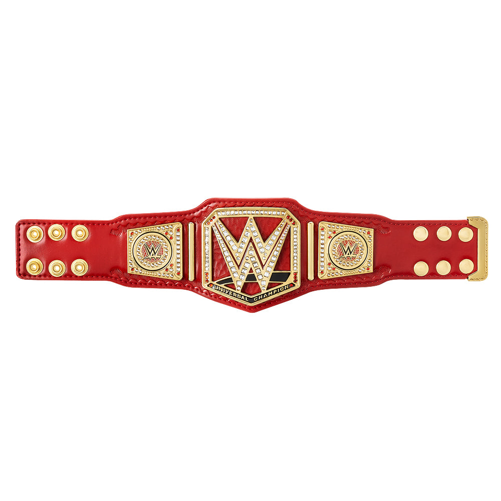 WWE Universal Championship Mini Replica Title Belt